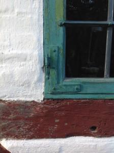 Linolemaling vindue